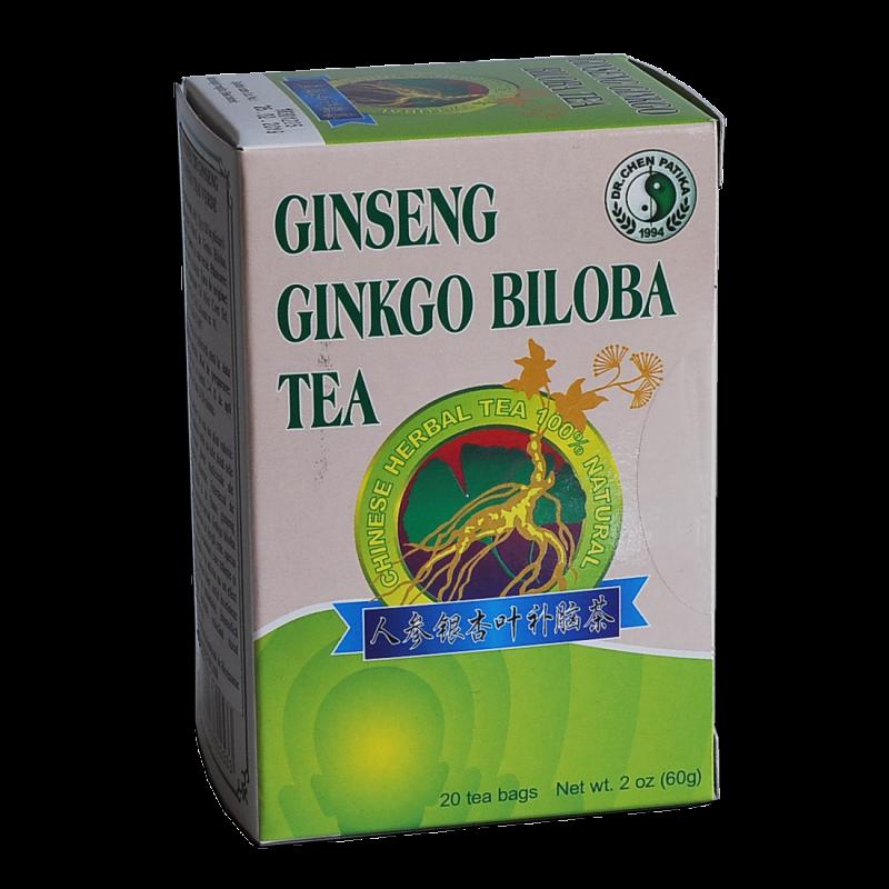 ceai verde ginseng